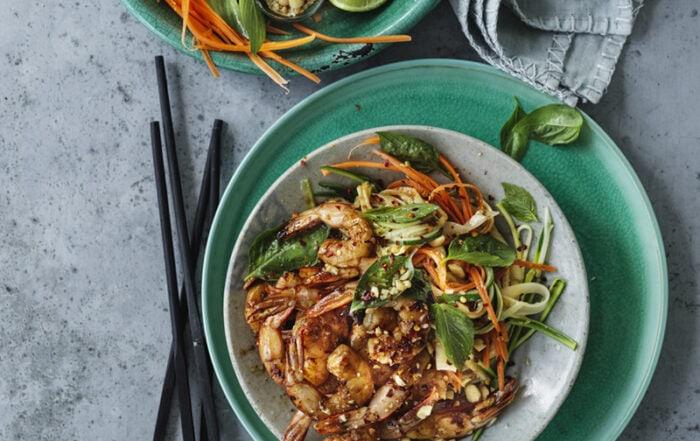 Love Australian Prawns Pad Thai recipe 2019