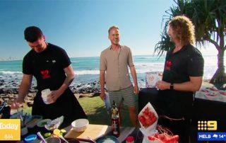 Love Australian Prawn PR - Today Show